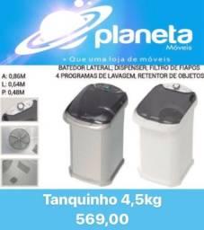 TANQUINHO 4,5KG PROMOÇÃO!!! Antiguidades