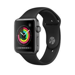 Título do anúncio: Apple Watch Series 3 38mm Space Gray Lacrado de Fabrica - 1 Ano de Garantia Apple