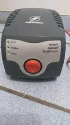 Módulo Isolador Estabilizador Microsol 440VA