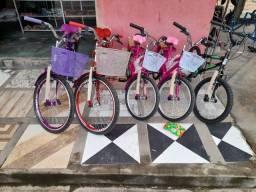 Vende-se bicicleta nova