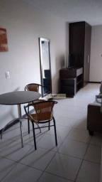 Flat com 1 dormitório, 33 m² - venda por R$ 150.000 ou aluguel por R$ 1.200/mês - Praia do