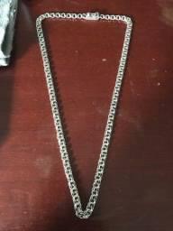 Cordão prata 950