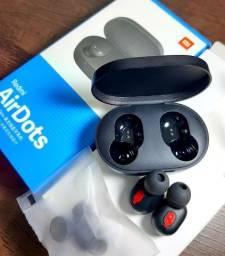 Fone De Ouvido Bluetooth Redmi Air Dots Preto - Xiaomi