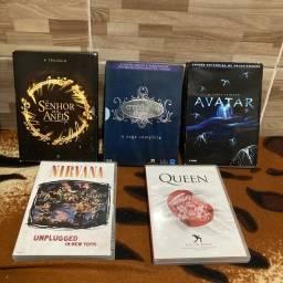 Dvds em mídia física baratos