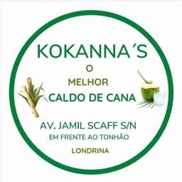 Título do anúncio: KOKANNA'S caldo de cana  e água de coco
