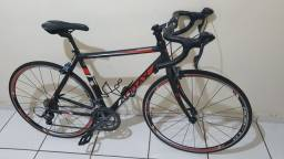 Bicicleta Speed Audax - Quadro 51 - 18 Marchas