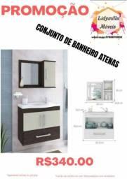 Armário de banheiro Atenas