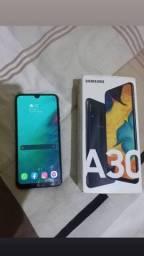 Samsung Galaxy A30 (Vendo ou troco)