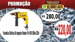 Furadeira Com Impacto 1/2 Fiv 550, 220v - Vonder