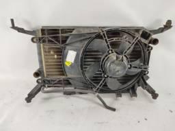 Kit radiador celta prisma sem ar condicionado