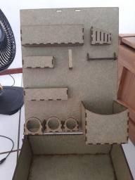 Caixa mostruário 30x40cm Nova