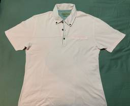 Camisa polo VR rosa M
