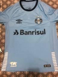 Camisa Celeste do Grêmio