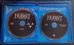 Trilogia Blu-Ray O Hobbit (tbm envio via correios)
