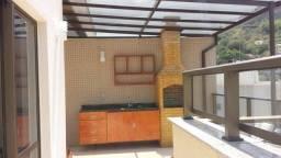 Cobertura com 3 dormitórios à venda, 161 m² por R$ 800.000,00 - Freguesia (Jacarepaguá) -