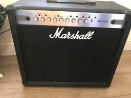 Título do anúncio: Marshall Mg101Cfx - Aceito trocas