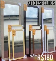 Kit de espelhos