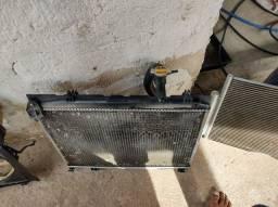 Kit radiador do Toyota Etios