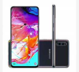 Samsung Galaxy A70 128GB Preto 6RAM