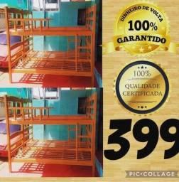 Título do anúncio: Beliche cama menor preço