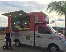 Food Truck pronto para churros