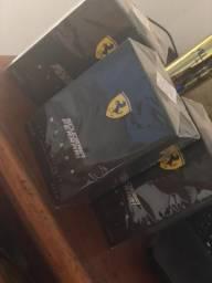 Perfume original Ferrari black últimos 3
