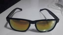 ec763e3432cb3 Óculos de Sol Espelhado Amarelo (Marca Prorider)