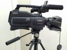VENDO OU TROCO POR NOTEBOOK i5 Filmadora Sony Hvr-hd1000 - Hdv 1080i / Alta Definição