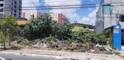 Título do anúncio: Terreno à venda, 409 m² por R$ 75.000 - Boa Vista - Recife/PE