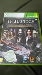 Jogo XBOX 360 Injustice