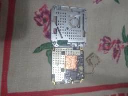 Phantom 3 pro advance placa OFDM para retirada de peças