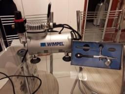 Compressor de ar direto Comp-1 Wimpel com aerógrafo