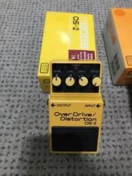 Pedal de guitarra BOSS OS-2