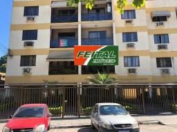 Apartamento na R Evaristo da Veiga (REF.: 2981)