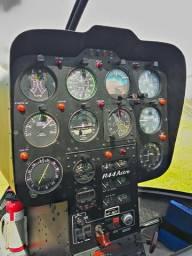 Aeronave Helicóptero Robinson R44 Astro - 1998