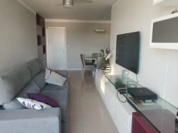 Excelente 2 quartos com lazer panorâmico na Praia da Costa