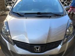 Honda Fit Automático, excelente estado de conservação, novíssimo! - 2014