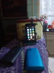 Nokia 500 em bom estado de conservação