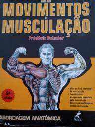 Guia de movimentos de musculação