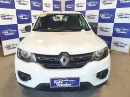 Renault Kwid zen 1.0 FLEX 2020 1 mil de entrada só na rafa veículos