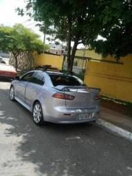 Usado, Mitsubishi Lancer gt 2.0 2014 leilão comprar usado  São Paulo