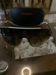 Óculos carrera original em metal, usado comprar usado  Brasilia