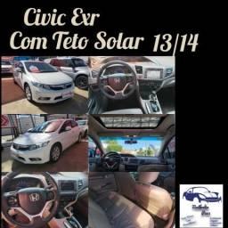 Usado, Civic com Teto Solar comprar usado  Campo Grande