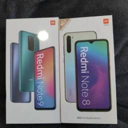 Xiaomi REDMI Note 9 super lançamento. novo lacrado com garantia e entrega