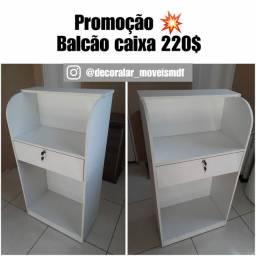 Balcão caixa PROMOÇÃO 220$