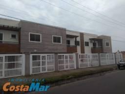 Residencial sobrado duplex 2 dorm na Av Flores da Cunha entre centro e mar 2 dorm