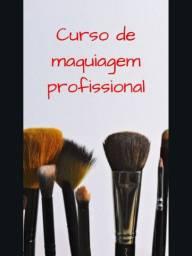 Maquiagem profissional com certificado