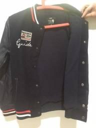 Jaqueta forrado e quente nova
