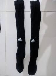 Meiões Adidas (Perfeitos para ciclismo) - tamanhos 3 e 4 + Munhequeiras Adidas Extra!