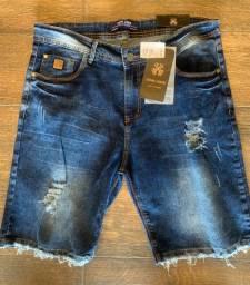 Bermuda jeans Calvin